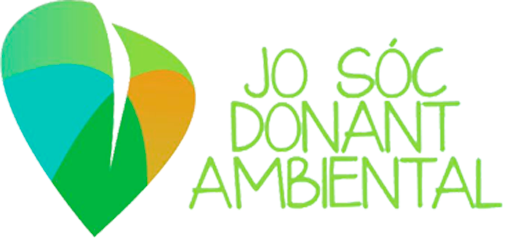 Logotip donant ambiental